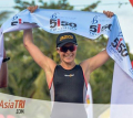 Blueforce proud to sponsor Kerry Mulholland as she has her first pro win at the Bohol 5150 Triathlon